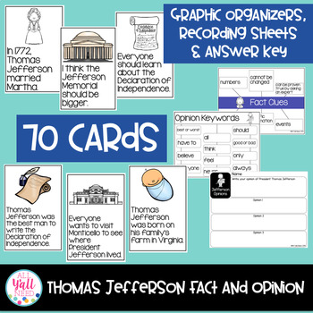 Thomas Jefferson Fact and Opinion