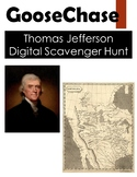 Thomas Jefferson GooseChase: Engaging Scavenger Hunt Challenges