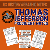 Thomas Jefferson Graphic Notes BONUS BLANK NOTE PAGE