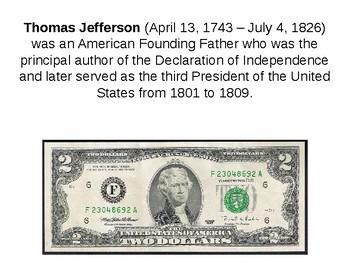 Thomas Jefferson Informative Guide