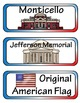 Thomas Jefferson  Mini Research Fold-Ems, Word Wall, & Writing Templates