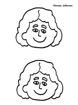 Thomas Jefferson Puppet