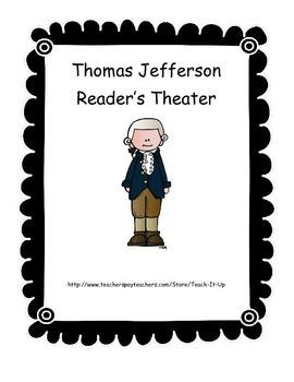 Thomas Jefferson Reader's Theater