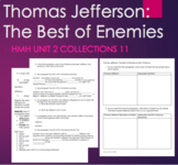 Thomas Jefferson - The Best of Enemies Collection 11 HMH U