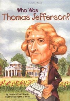 Thomas Jefferson - Timeline