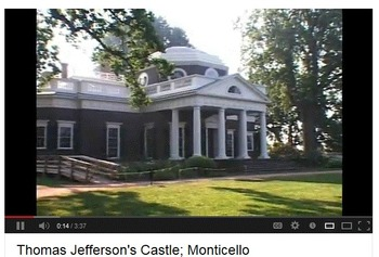 Thomas Jefferson Webquest