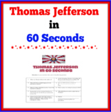 Thomas Jefferson in 60 Seconds