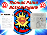 Thomas Paine Action Figure