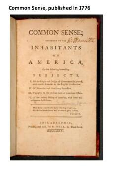 Thomas Paine Handout