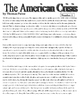 """Thomas Paine's """"The Crisis, No. 1"""" Close Reading Assignment"""