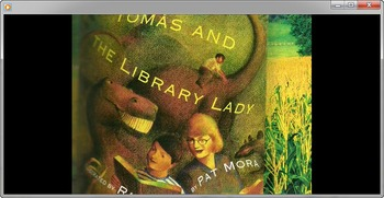Tomas and The Library Lady (Houghton Mifflin)