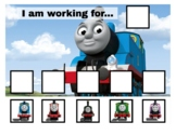 Thomas the Train Token Board
