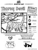 Thorny Devil -- 10 Resources -- Coloring Pages, Reading & Activities