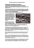 Thoroughbred History Fact Sheet Activity