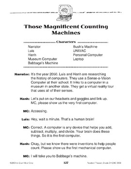 Those Magnificent Counting Machines