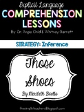 Those Shoes - Inference Comprehension Lesson Plan