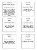 Those Shoes Interactive Read Aloud Sticky Note Questions