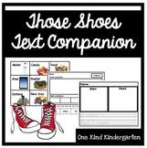 Those Shoes: Text Companion