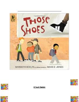 Those Shoes Writing Unit