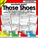 Those Shoes by Maribeth Boelts |Reading Response|3rd-4th Grade