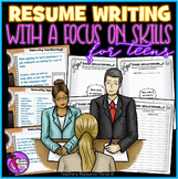 Resume Writing Help for Teens: All About Job Skills