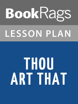 Thou Art That Lesson Plans
