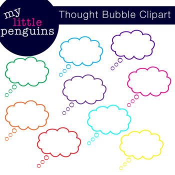 Thought Bubble Clipart (clip art png format)
