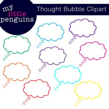 Thought Bubble Clipart (clip art png format)