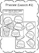 Thought Bubble & Speech Bubble Ice Cream Cones & Sundaes