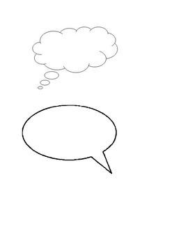 Thought Bubble-Talk Bubble
