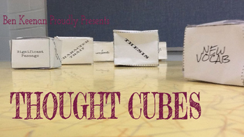 Thought Cubes
