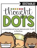 Thought Dots • A Comprehensive Behavior Plan