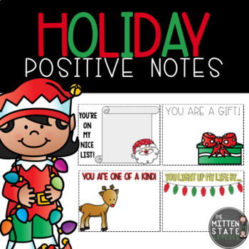 Positive Notes  {Holiday}