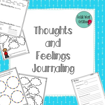 Thoughts and Feelings Journal Prompts