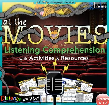 Thoughts from a Movie Critic English Listening Lesson