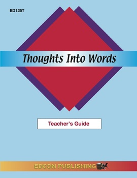 Thoughts in Words Complete Set of All 6 Lessons