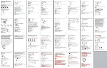 Thousands of Biology Test Prep Questions -325 Pages -28 Bundled Files
