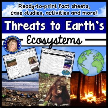 Threats to Earth's Environment