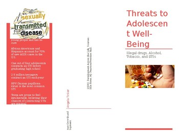 Threats to adolescent well being