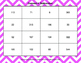 Three 3-Digit Subtraction - Connect 4 Game