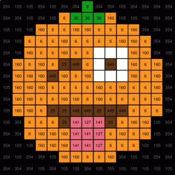 Three 3-Digit Subtraction - EMOJI PUMPKIN Mystery Picture - Google Forms