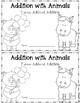 Three Addend Addition Booklet!