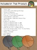 Three Balls of Wool by Cristina 18 Book Extension Activities NO PREP
