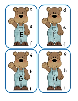 Three Bears Capital to Lowercase Clip Cards