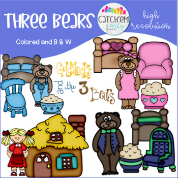 Three Bears Color