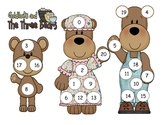 Three Bears Number Mat  0-20