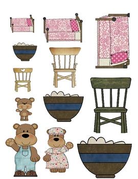 Three Bears Size Sort