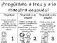Three Before Me! - SPANISH/ENGLISH