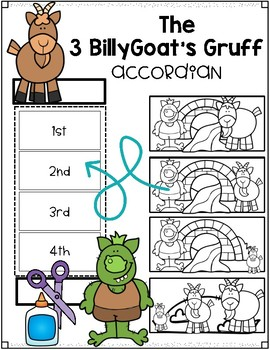 Three Billy Goat's Gruff
