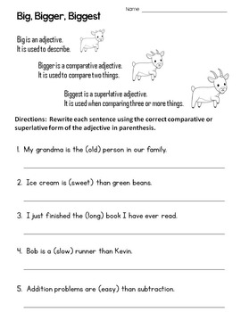 Three Billy Goats Rhyming Reader and Printables
